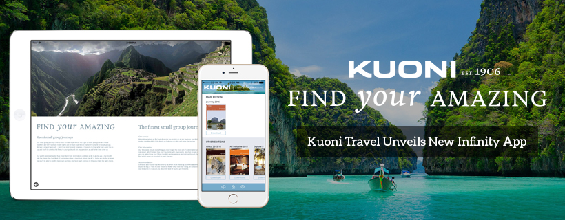 pagesuite launch new app for kuoni