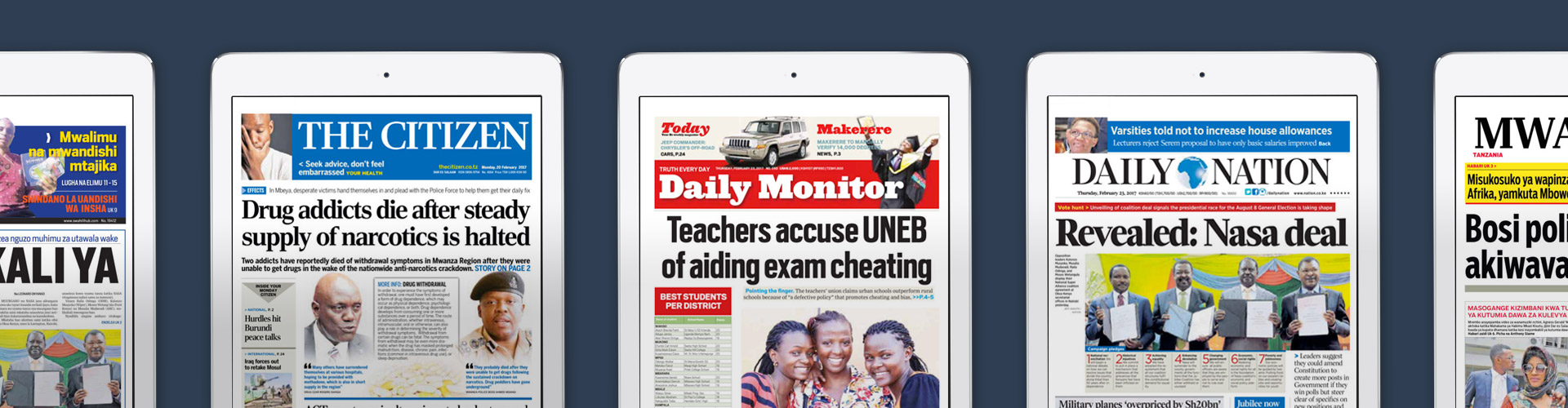 New Digital Launches for Kenyan-Based Media Group