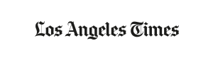 Logo of Los Angeles Times