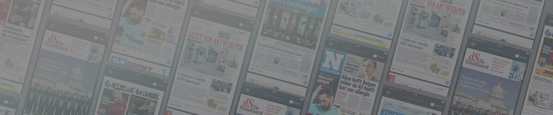 Header image of Mediahuis