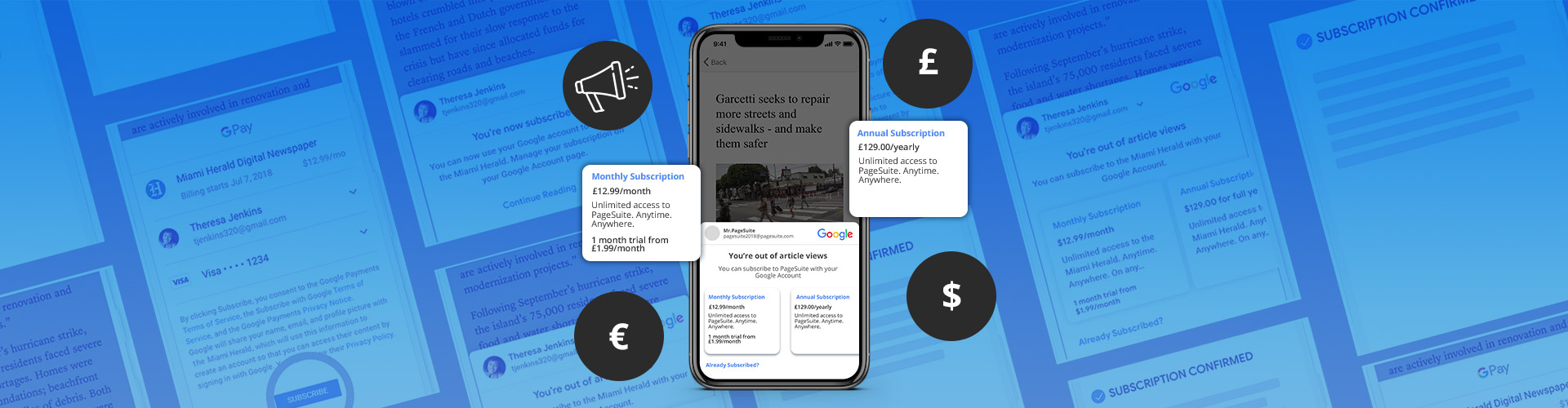 Google Subscribe – Making it easier for readers to subscribe