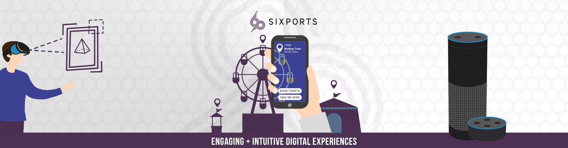 Have you checked out our sister company SixPorts?