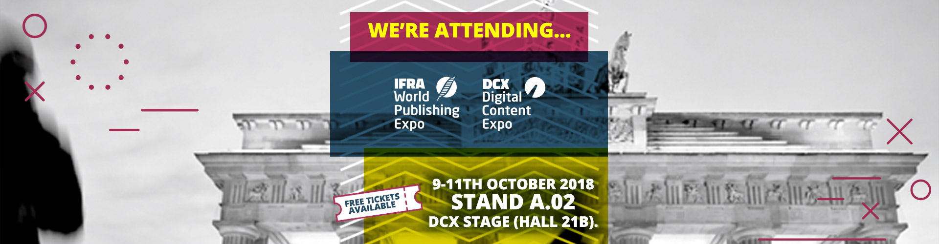 Join PageSuite in Berlin for The World Publishing & DCX Expo!