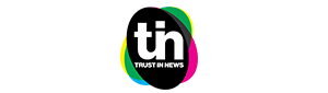 Logo of Trust in News