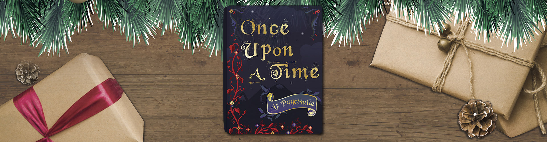 Once Upon a Time at PageSuite – Christmas Video