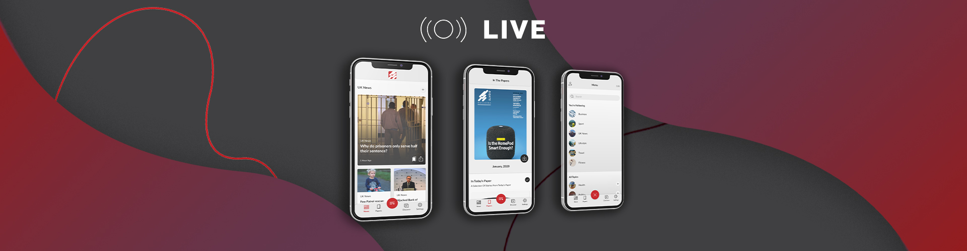 PageSuite Announce Launch of Brand-New Live News App