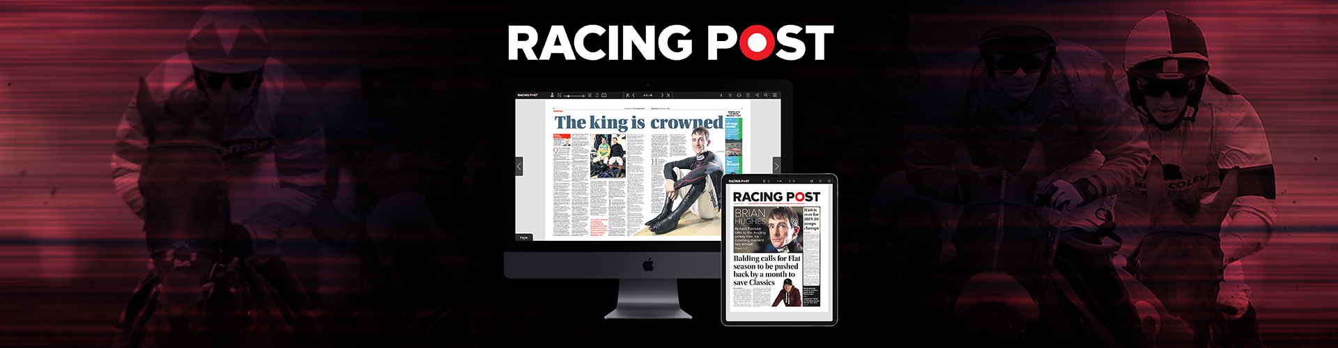 Racing Post Launch Digital-Only Newspaper with PageSuite