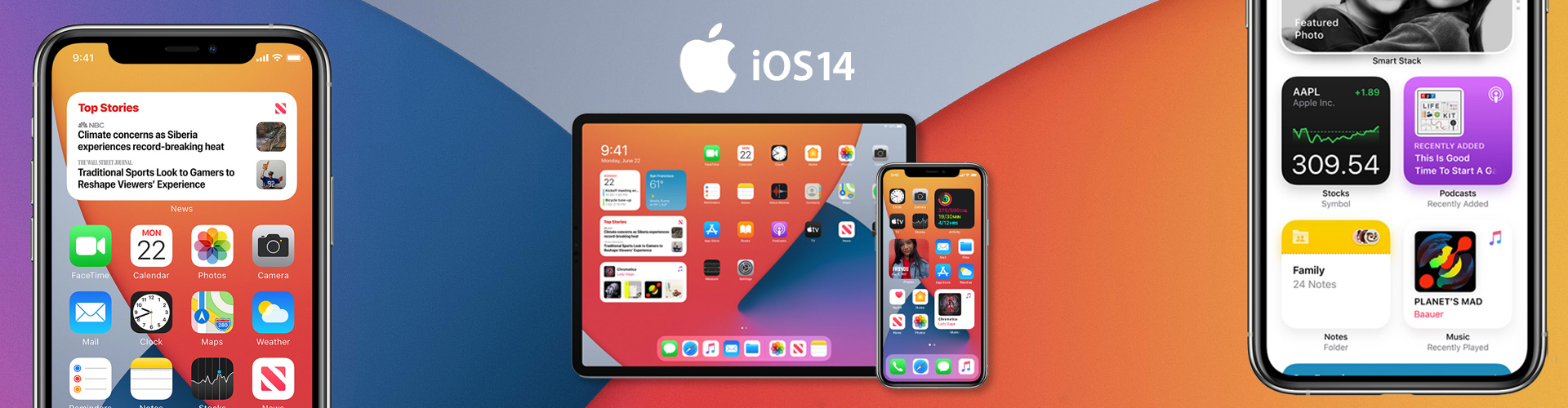 iOS 14 – What's New?