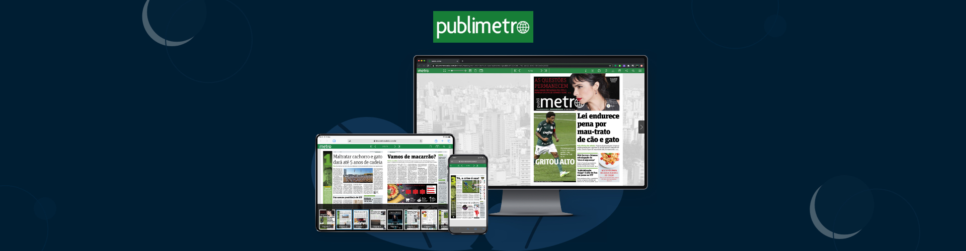PageSuite and Metro Jornal São Paulo Collaborate on New Digital Strategy