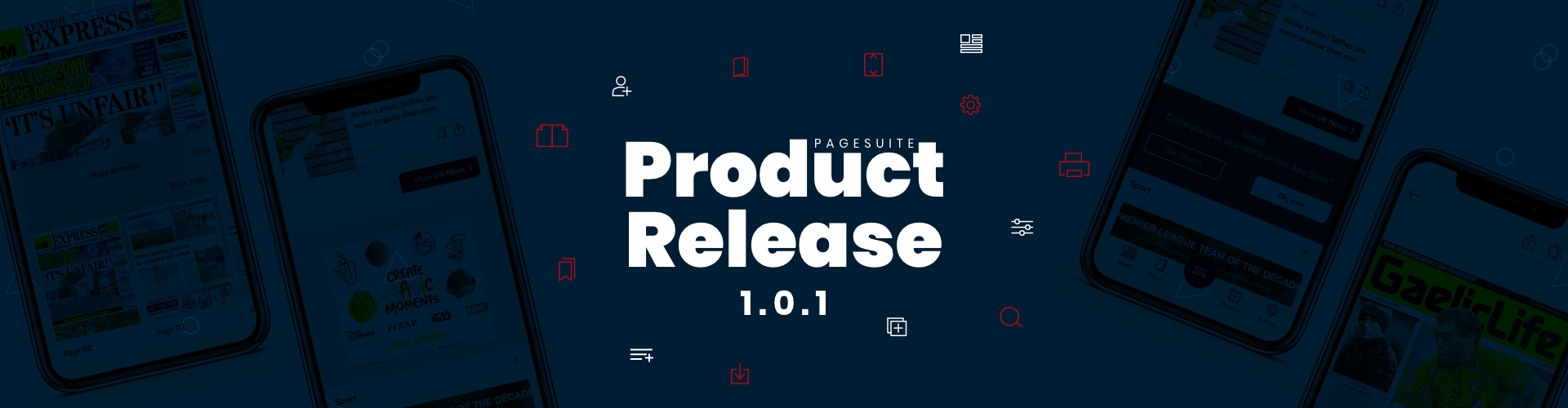 Product Release Notes – 1.0.1