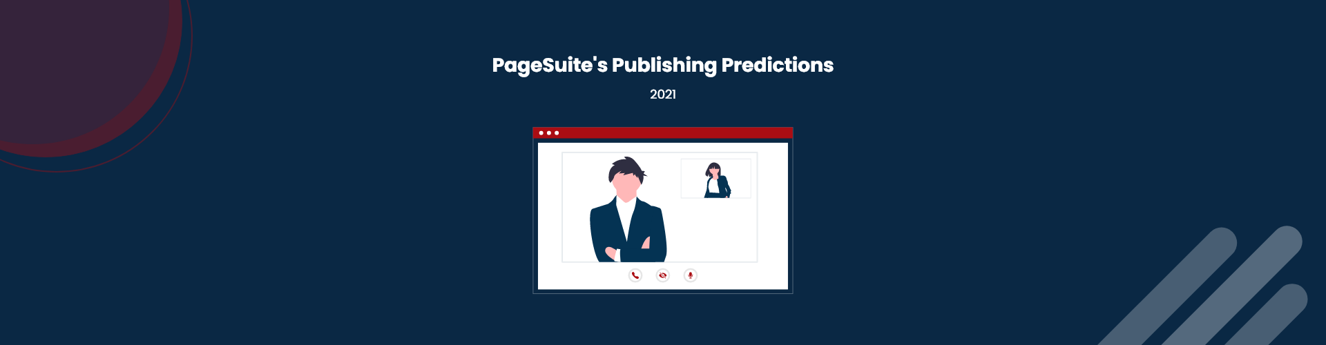 Header image of PageSuite's Publishing Predictions