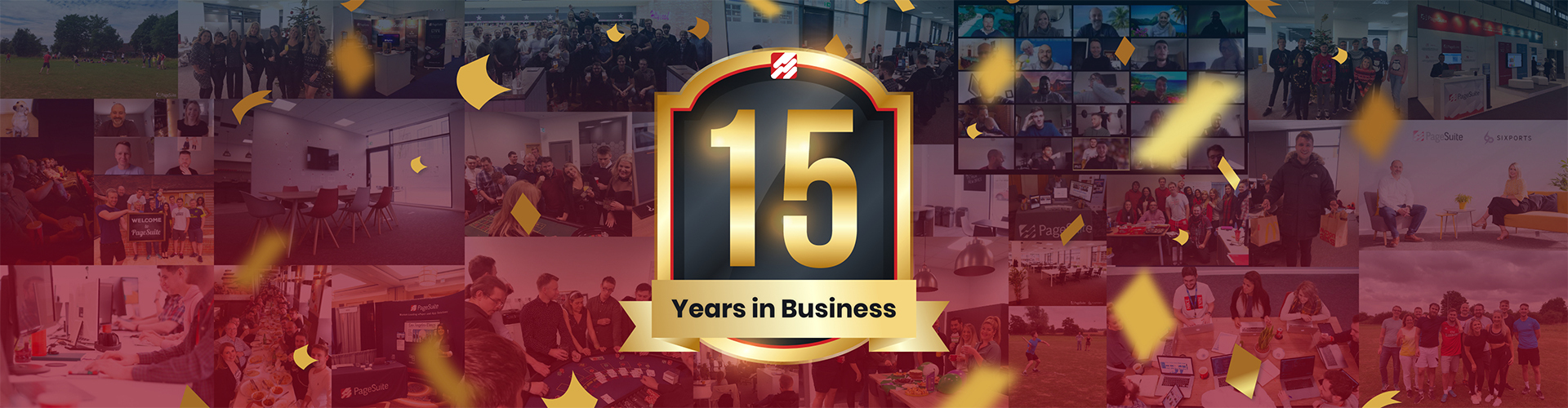 Header image of Press Release: PageSuite Celebrates 15 Years in Business