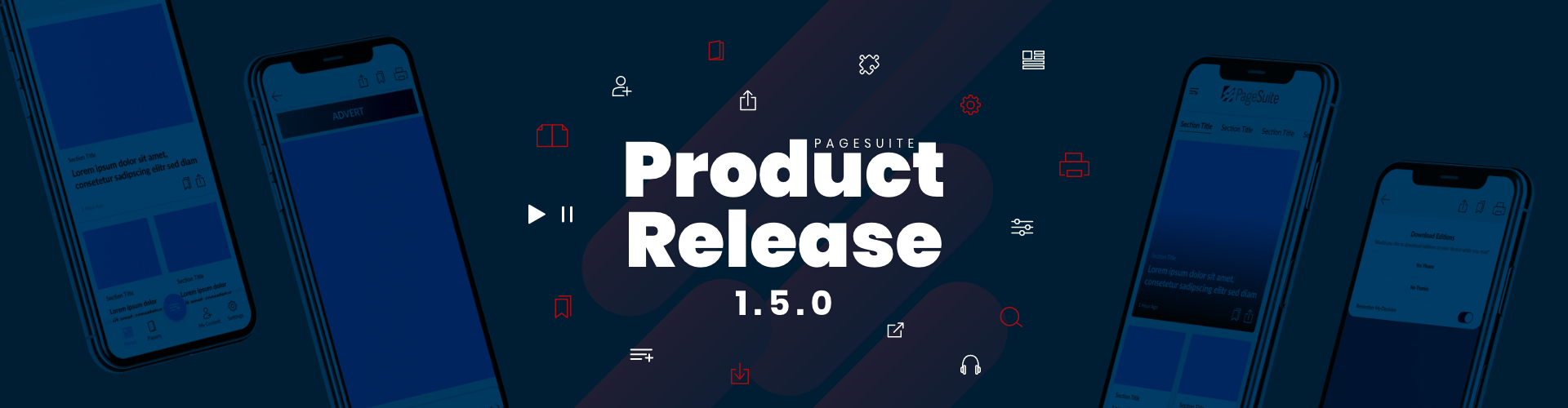 Product Release Notes – 1.5
