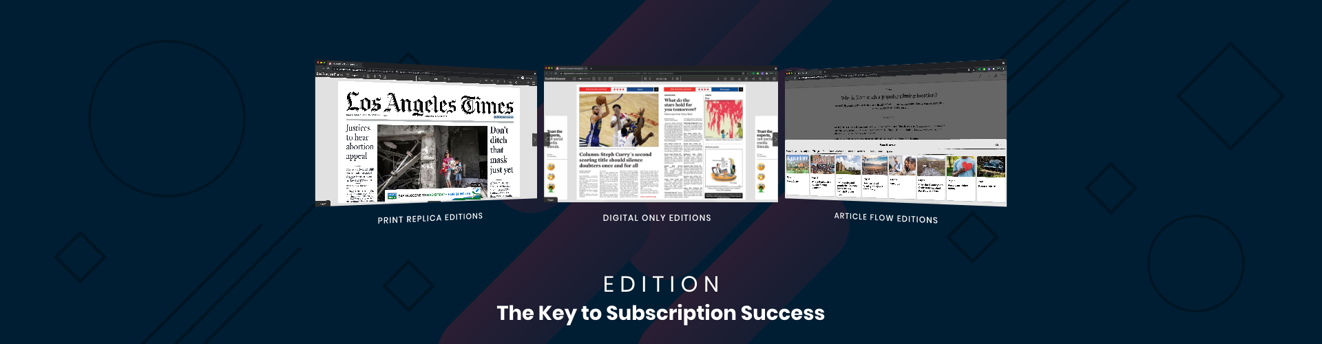 Edition – The Key to Subscription Success