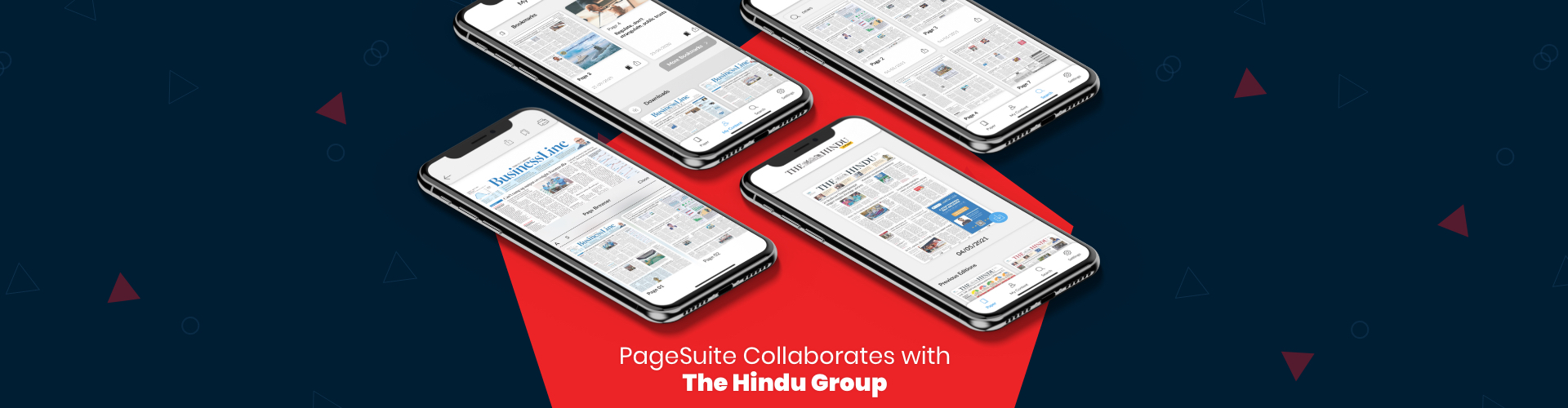 PRESS RELEASE: The Hindu Group Collaborates with PageSuite to Launch New ePaper Apps for Digital Subscribers